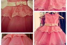 Girl's Gowns / Girl's Gowns