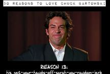 Chuck / 50 reasons we love Chuck