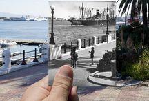 Marco Crupi / Fotografo che cerca di rivivere la storia della città di Messina.