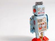 robots / by Chris Morrison