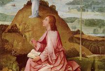 Hieronim Bosch obrazy / Hieronim Bosch to malarz symboliczny, stosujący jednak symbolikę, która nie dla wszystkich jest zrozumiała. Nie wiemy, czy sam Bosch rozumiał to, co się dzieje na jego obrazach...