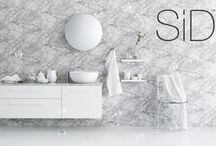 SID - Svedbergs Individual Design / Our new bathroom series SiD gives thoughts elbow room. Distinctive. Without feeling strange. Adaptable. Without losing its identity.