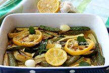 CUCINA: contorno-zucchine
