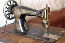 vintage machine