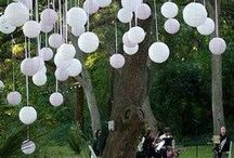 Garten Hochzeit Ideen