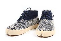 Footwear // Toe Shape