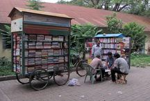 Mobile Libraries / This board shows fantastic mobile libraries from around the world.