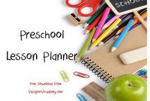 Preschool / by Lisa Milligan