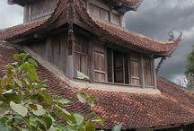 Buddhist pagodas in Vietnam