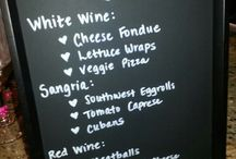Wine party ideas / by Jaime DeMartino