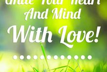 Unite your heart and minf with love