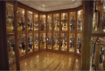 Guitar rooms