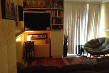 Living Room Re-Design / by Kevin Torres