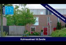 Kuhnaustraat 18 Zwolle - Huis te koop / Kuhnaustraat 18 Zwolle - http://zomermakelaars.com/aanbod-koop