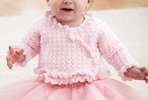 Haaksels babykleding