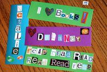 Bookmark Crafts for Kids