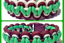Paracord styles