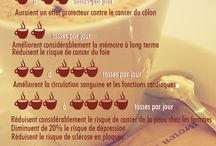 les biens fait du café