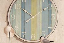 Clocks / by YifatS