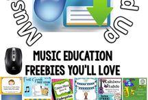 Music Education Freebies