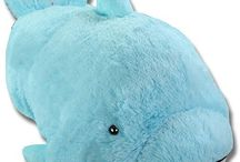 Stuffed Animals / Who doesn't love these plush, soft, fluffy critters?