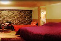 Pokój pomarańczowy / Pokój pomarańczowy to jeden z naszych pokoi noclegowych