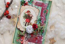 Christmas Greetings Inspirace