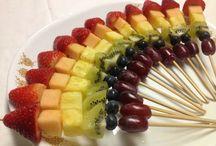 Frukt feestelijk
