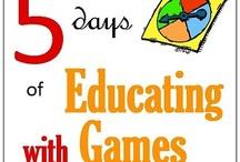 Homeschool game ideas