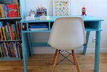 Bureau d'enfant - Kidsroom