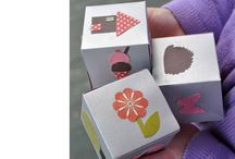 Create and Play / Fun things to make - paper crafts, paper projects