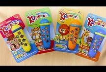 Развивайки для Малышей / Развивающие игрушки, приложения, изделия для малышей.