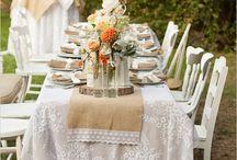 Wedding - Burlap
