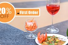 Food Deals, Discount Coupons for Food - Home-Kitchen / Exciting offers and discounts on home-cooked food delivery service in Vadodara. Order from Home-Kitchen.co.in and get amazing discounts and add ons.