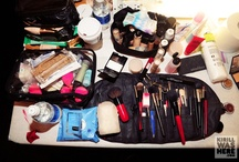 hair and makeup chair. / by Andrea Sanchez