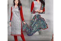 Chanderi Suits / Chanderi Salwaar Kameez