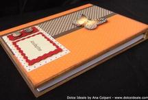 Cadernos Personalizados / by edna miranda