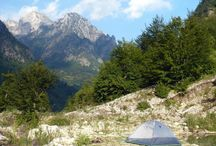 Camping in Eastern Europe and the Balkans