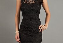 Čierne šaty