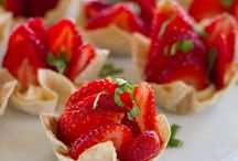 strawberrys in wanton wrappers