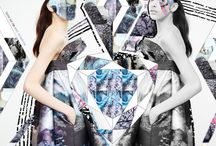 Coolage fashion illustration
