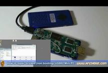 QC802 - Android 4.2 Dongle TV