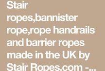 Stair ropes