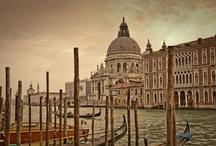Baldassarre Longhena / Famous Architects, Portraits of Architects, Architecture, Famous Buildings, Baroque,Venice, Santa Maria della Salute
