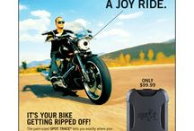 BIKER-FRIENDLY GIFT IDEAS / Gift ideas for the biker in your life or for yourself! #flbd