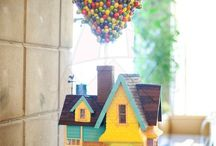 Gingerbread house. / What inspires us at the bakery