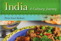 Books about Indian Food