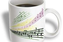 Mugs For The Music Lover