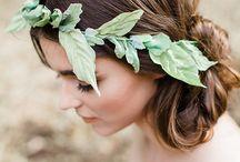 Wedding {hair} / by Sweet Pea & Roses