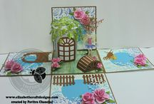 Cards For -  Elizabeth Craft Designs
